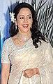 Dharmendra, Hema Malini at Esha Deol's wedding reception 03 (cropped).jpg