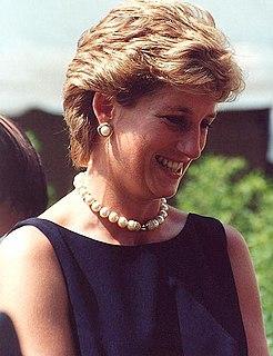 웨일스 공작부인 다이애나(1995년)