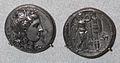 Dinastie della grecia occidentale, agathokles, tetradracma di siracusa, 305-295 ac ca.JPG