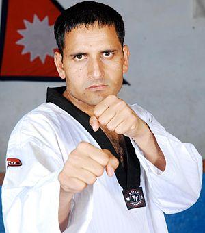 Deepak Bista - Deepak Bista
