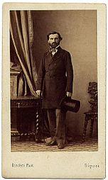 Giuseppe Verdi Par Disdri