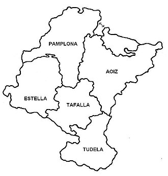 Navarrese electoral Carlism during the Restoration - Electoral districts, 20th century