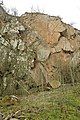 Disused quarry in Melrose - geograph.org.uk - 767571.jpg