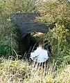 Disused railway bridge - geograph.org.uk - 1020963.jpg