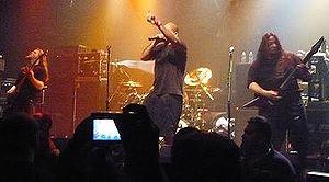 Divine Heresy - Divine Heresy in November 2007.