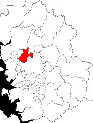 Deogyang-gu - Image: Dogyang gu Goyang