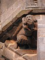 Dol-de-Bretagne (35) Cathédrale Façade ouest 04.jpg