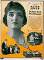 Dollars and the Woman (1920) - Ad 1.jpg