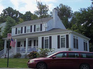 Dominion Hills Historic District
