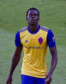 Dominique Badji Senegalese Professional Football Player