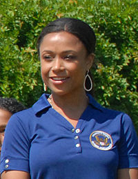 Dominique Dawes - White House 2011.jpg