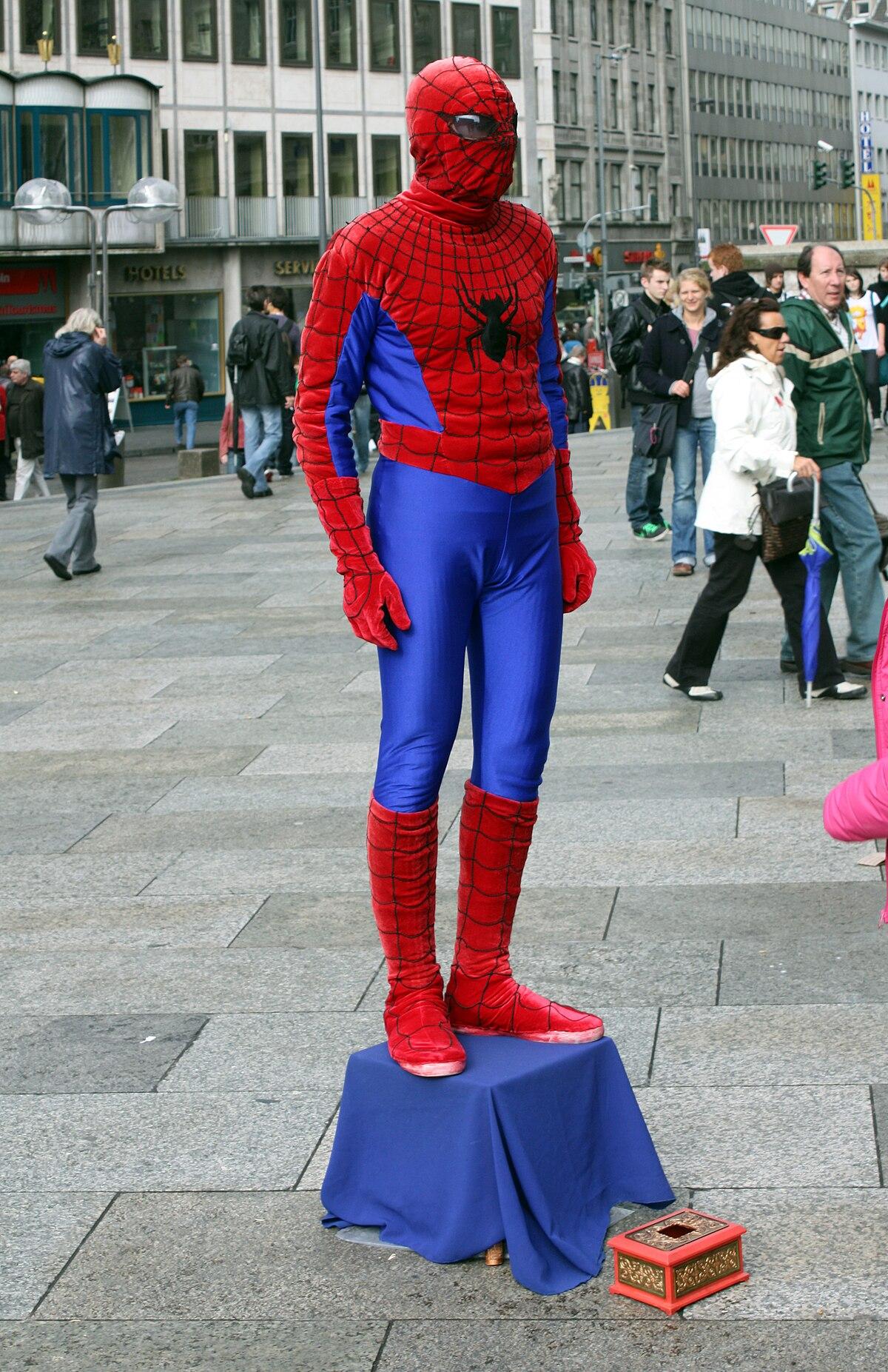 Spiderman — Wiktionnaire - photo#32