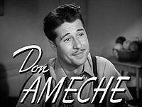 Don Ameche in The Feminine Touch trailer.jpg