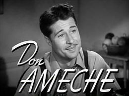 Don Ameche in The Feminine Touch trailer.jpg