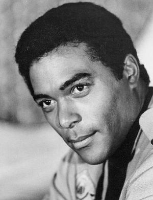 Don Marshall (actor) - Marshall in Land of the Giants.