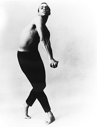 Donald McKayle - Donald McKayle in 1963, courtesy of the Jerome Robbins Dance Division, New York Public Library for the Performing Arts.