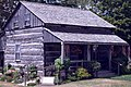 Donnelly Schoolhouse with Plaque - panoramio.jpg