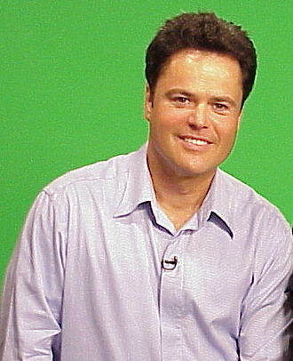 Donny Osmond - Osmond in 2007.