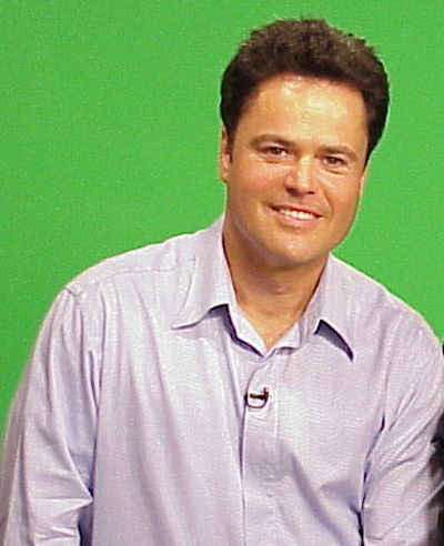 Picture of a band or musician: Donny Osmond