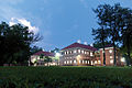 Doon School - Tata House at night, Shubhojit Chaterjee.jpg