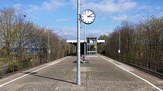 Dortmund-Kley station railway station in Dortmund, Germany