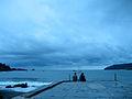 Dos ante el cielo - Guadalupe Cervilla.jpg