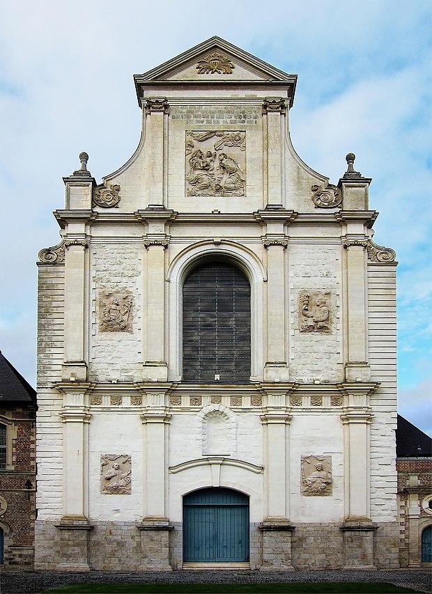 Monument historique à Douai