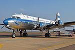 Douglas DC4-1009 'ZS-BMH' (15603955888).jpg
