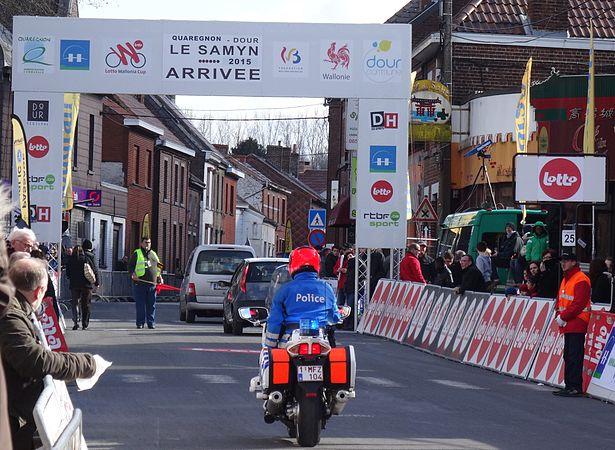 Dour - Le Samyn, 4 mars 2015, arrivée (A4).JPG