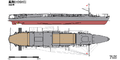 Drawing of Japanese Aircraft Carrier HOSHO 1939.png