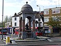 Drinking Fountain, Roehampton, April 2014 04.jpg
