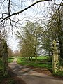 Driveway to Wolterton Hall - geograph.org.uk - 778019.jpg