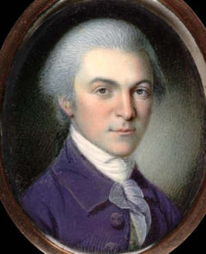 Duc de La Rochefoucauld - Le Duc de la Rochefoucauld-Liancourt