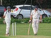 Dunmow CC v Brockley CC at Great Dunmow, Essex, England 13.jpg