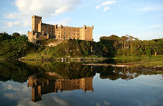 Clan MacLeod - Image: Dunvegan Castle & Gardens