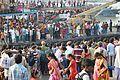 Durga Idol Immersion Ceremony - Baja Kadamtala Ghat - Kolkata 2012-10-24 1674.JPG