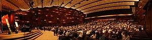 Vatroslav Lisinski Concert Hall - The Big Hall