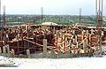 Dynamotion Hall Under Construction - Science City - Calcutta 1996-05-01 832.JPG