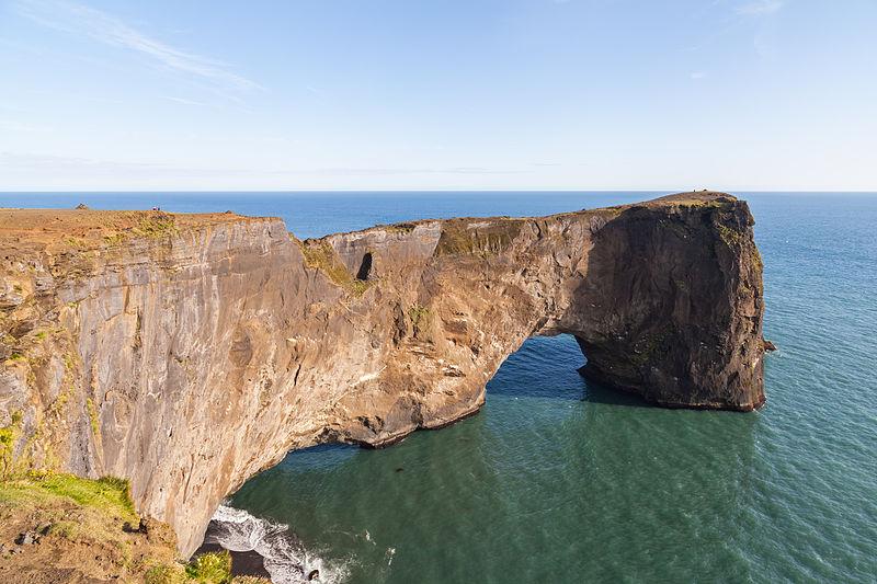 File:Dyrhólaey, Suðurland, Islandia, 2014-08-17, DD 140.jpg