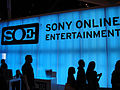 E3 2011 - Sony Online Entertainment booth (5822108111).jpg