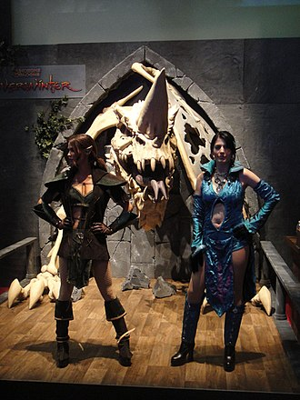 Neverwinter (video game) - Promotion at E3 2012