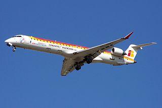 Bombardier CRJ700 series Regional jet airliner series