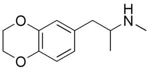 Substituted amphetamine