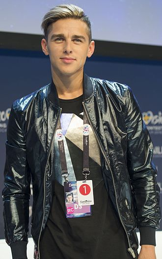 Donny Montell - Image: ESC2016 Lithuania Meet & Greet 06