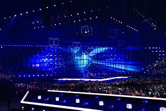 Eurovision Song Contest 2014 - Stage design of the contest