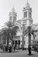 ETH-BIB-Platz vor der Kathedrale Saint-Vincent-de-Paul in Tunis-Nordafrikaflug 1932-LBS MH02-13-0054.tif