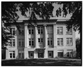 EXTERIOR, SOUTH FRONT - Fox Valley Technical Institute Building, 228 Algoma Boulevard, Oshkosh, Winnebago County, WI HABS WIS,70-OSH,2-1.tif