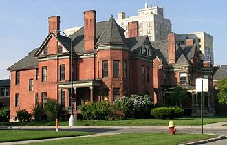 East Ferry Avenue Historic District - Image: East Ferry Avenue Historic District 2 Detroit Michigan