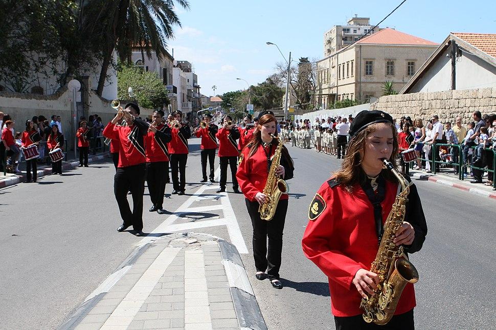 Easter 2011 in Jaffa
