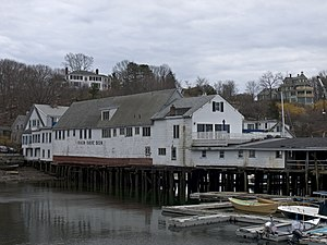 East Gloucester Square Historic District - Eastern Wharf
